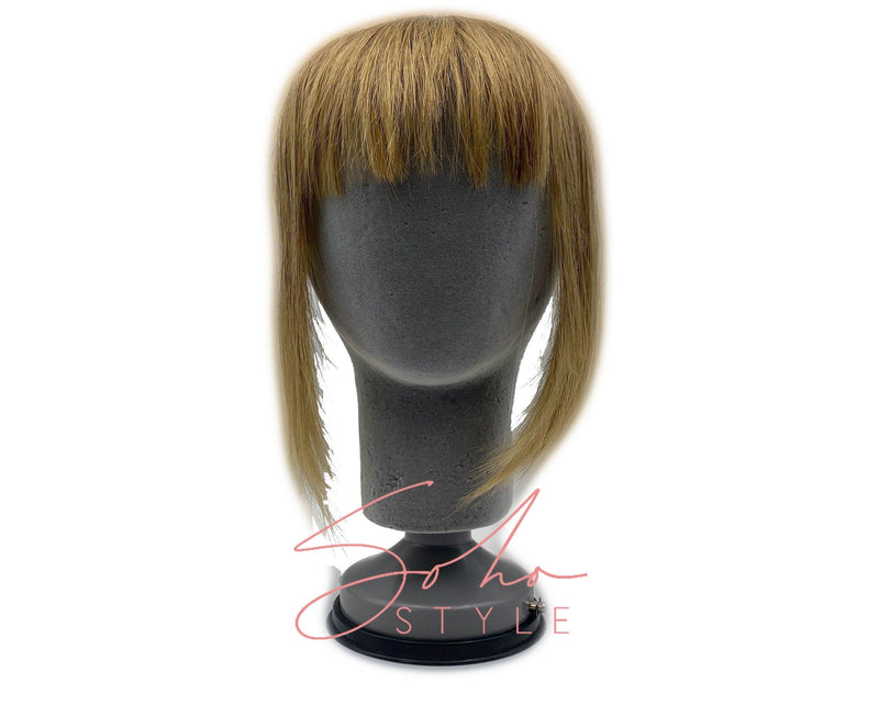 Synthetic Clip-In Bangs Hair Extension Hair Extension Soho Style