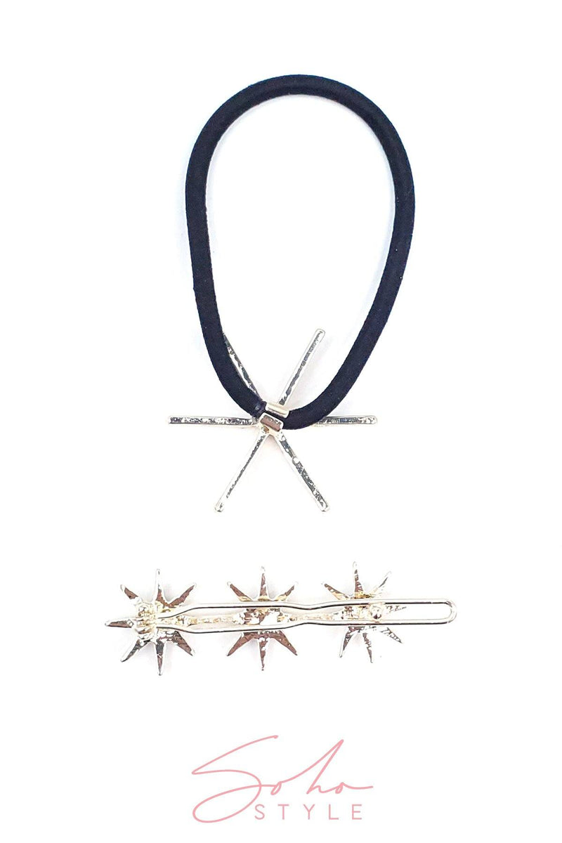 Black Friday - Evening Star Crystal and Cosmic Rays Crystal Set Special