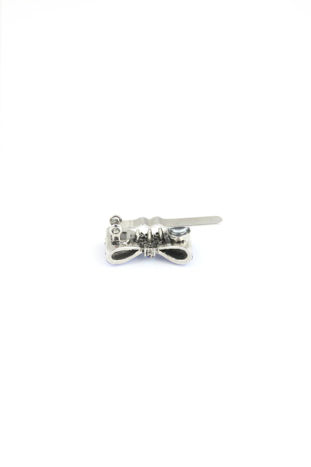 Dainty Bow Magnetic Barrette -  Barrette, Soho Style