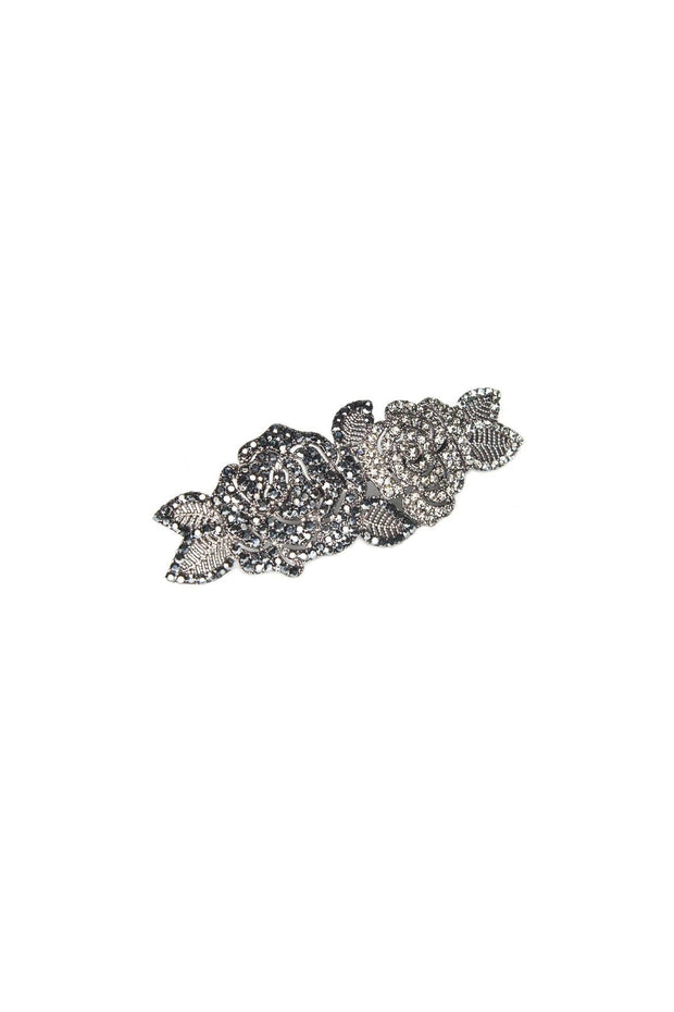 Rosalee Couture Crystal Barrette