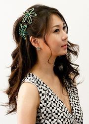 Soho Style Barrette Starfish Flower Barrette
