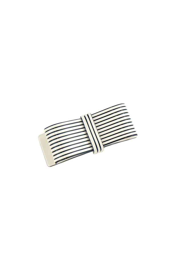 Soho Style Barrette white Candice Bow Barrette