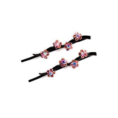 Soho Style Bobby Pins Little Daisy Bobby Pins (Pair)
