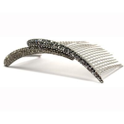 Crystal Spike Large Hair Comb -  Hair Comb, Soho Style