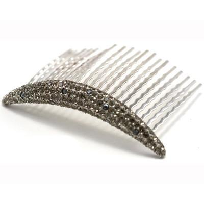 Crescent Moon Hair Comb -  Hair Comb, Soho Style
