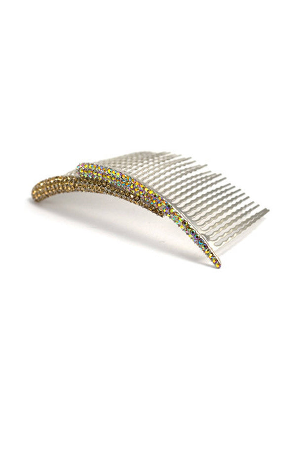 Crystal Spike Large Hair Comb