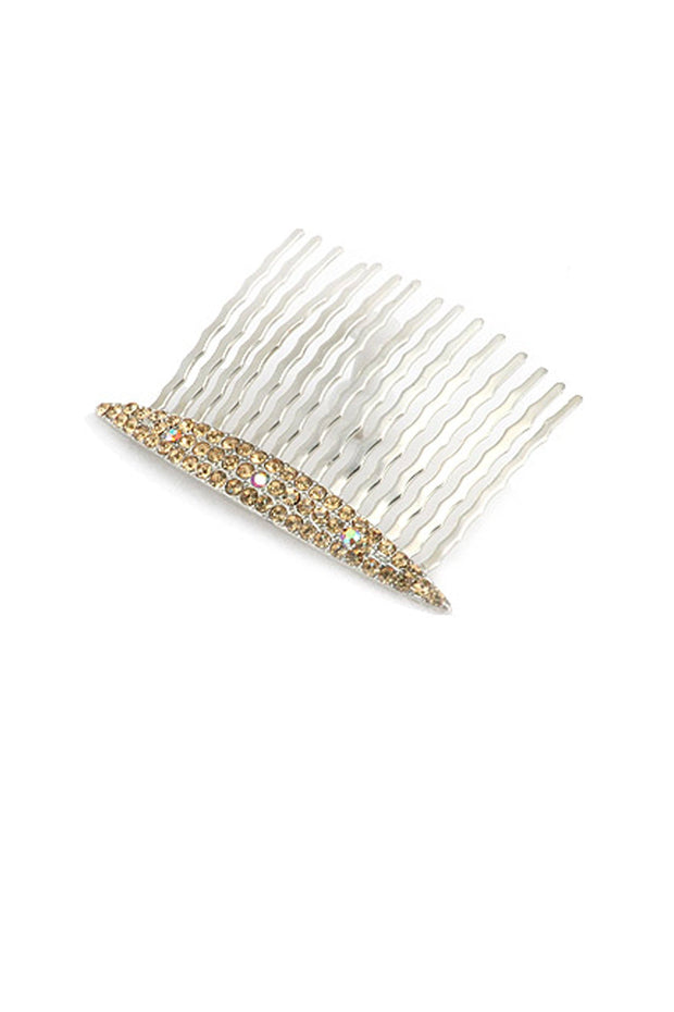 Elongated Oval Hair Comb