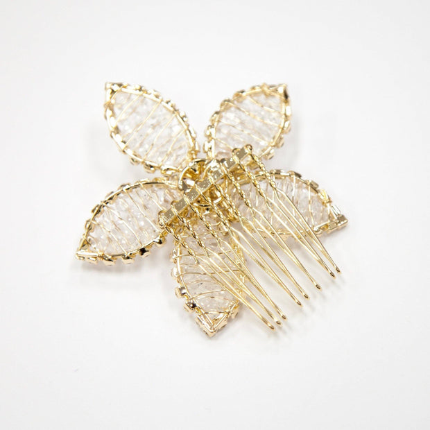 Soho Style Hair Comb Gold Star Swertia Comb