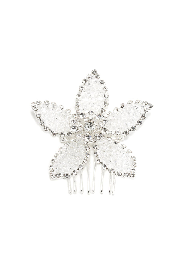 Soho Style Hair Comb Silver Star Swertia Comb