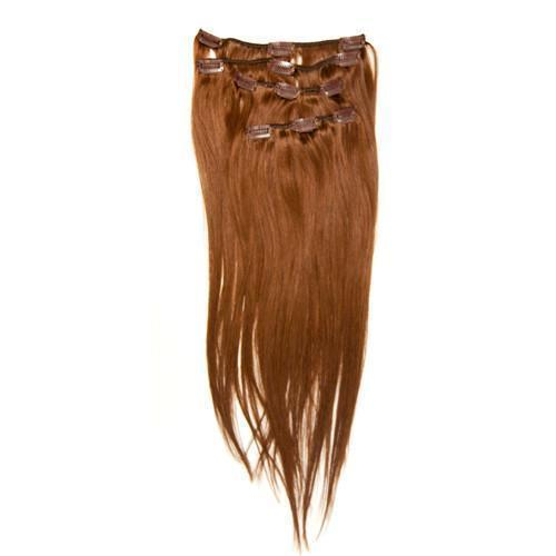 "Soho Style Hair Extension Mischa - LIGHT 20"" Clip-In Human Hair Extension"