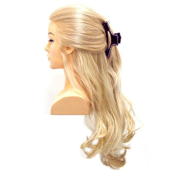 Soho Style Hair Jaws clear Elaine Slim Lightweight Hair Jaw