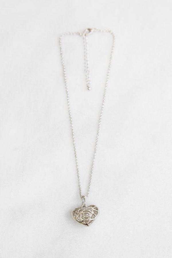 heart necklace necklace Soho Style