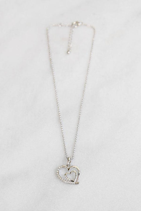 hearts necklace -  necklace, Soho Style