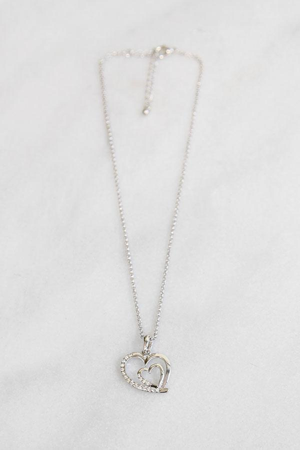 hearts necklace necklace Soho Style