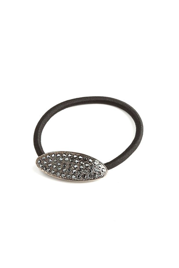 Callie Oval Ponytail Holder -  Ponytail Holder, Soho Style