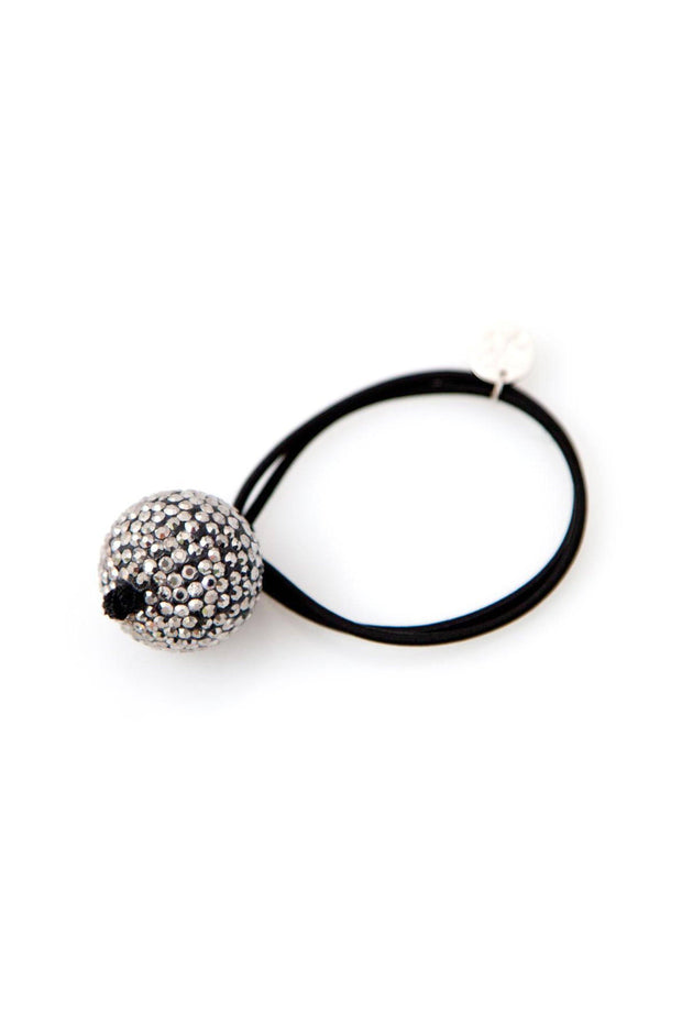 Discoball Ponytail Holder