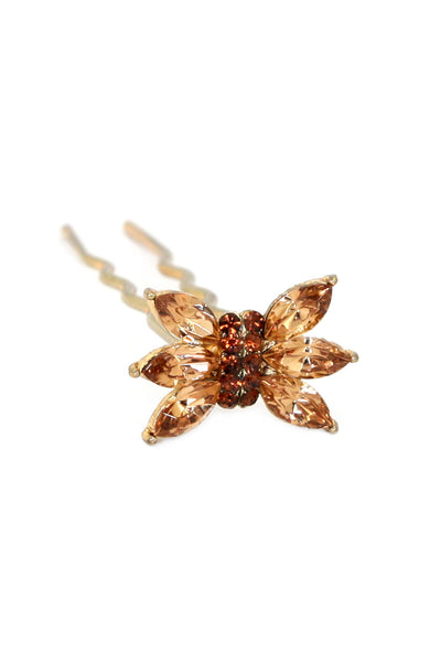 Soho Style Sale amber Crystal Wings Stick