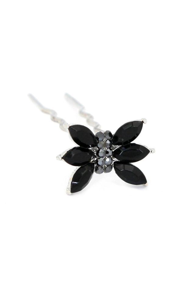Soho Style Sale black Crystal Wings Stick