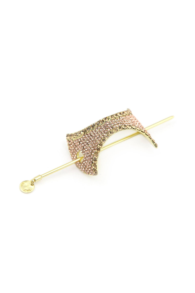 Aubrey Pin Through Hair Stick Stick Soho Style