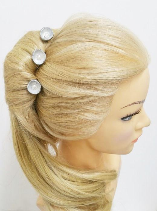 Pearl Oyster Hair Stick - Soho Style