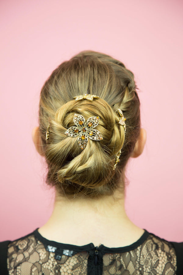 Star Flower Hair Set - Soho Style