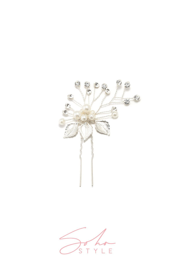 Esme Baby's Breath Hair Stick Wedding Sale