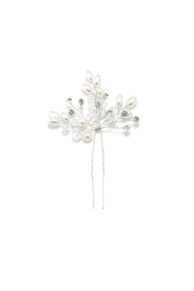 Soho Style Wedding Estelle Baby's Breath Hair Stick