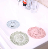 5pcs Silicone Hair Stopper Bathroom Shower Covers Filter Cover cocina baño kitchen accessories
