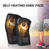 1 Pair Tourmaline Self Heating Knee Pads | Magnetic Therapy Kneepad Pain Relief