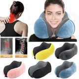 Home Health Neck Couple Pillows Memory Foam Bedding Pillow Ice Silk Slow Rebound Multifunction Pillow Anti-pressure Hand Pillows