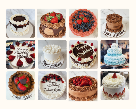 specialty cakes gallery, cake gallery