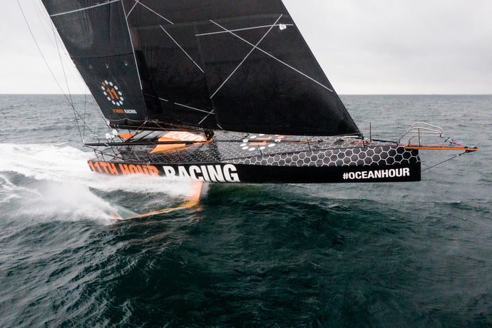 Ecoworks Marine become Official Supplier to 11th Hour Racing Team