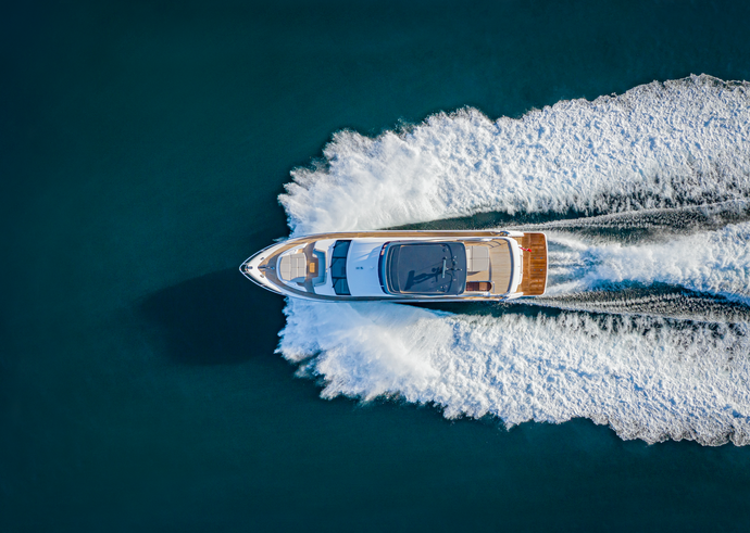 Brand Partnership with Princess Yachts!