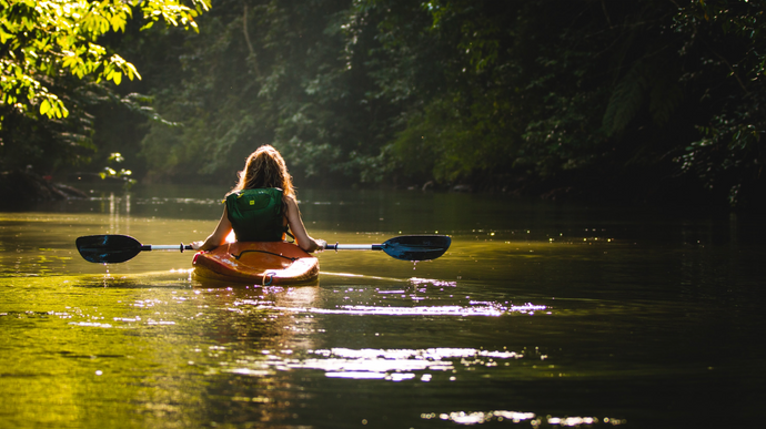 We extend our reach with a new environmental partnership with British Canoeing