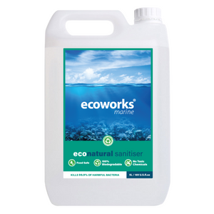 eco sanitiser - Ecoworks Marine Cleaning Products
