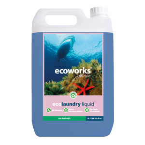 eco laundry liquid - Super Concentrated - Ecoworks Marine Ltd.