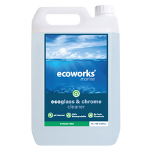 Load image into Gallery viewer, eco glass & chrome cleaner - Ecoworks Marine Cleaning Products