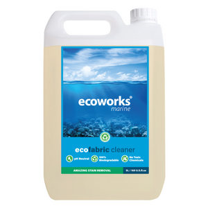 eco fabric cleaner - Ecoworks Marine