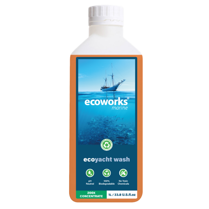 eco yacht wash - Ecoworks Marine Ltd.