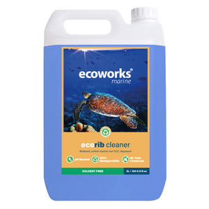 eco rib cleaner - Ecoworks Marine Cleaning Products