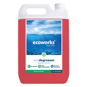 eco degreaser - Ecoworks Marine Cleaning Products