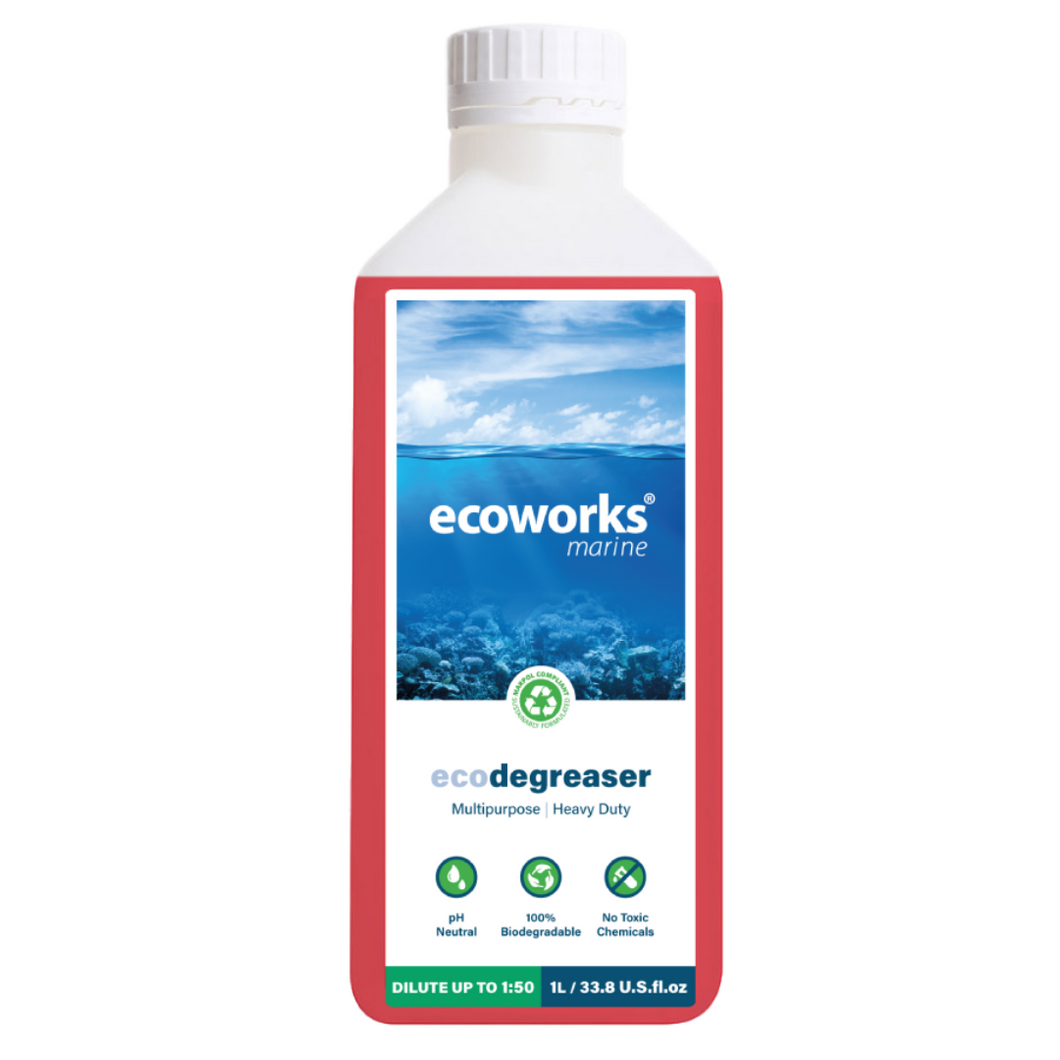eco degreaser - Concentrate - Ecoworks Marine