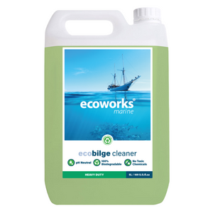 eco bilge cleaner - Ecoworks Marine Ltd.