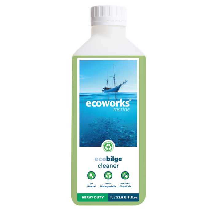 eco bilge cleaner - Ecoworks Marine Cleaning Products