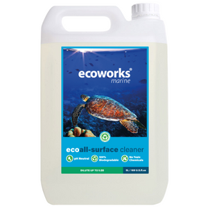 eco all surface cleaner - Concentrate - Ecoworks Marine Ltd.