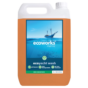 eco yacht wash - Ecoworks Marine Cleaning Products