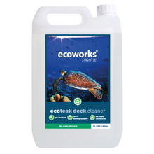 Load image into Gallery viewer, eco teak & deck cleaner - Ecoworks Marine Cleaning Products