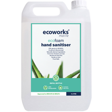 Load image into Gallery viewer, eco foam hand sanitiser - Ecoworks Marine Cleaning Products
