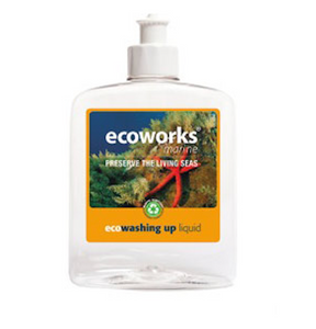 eco washing-up liquid - Ecoworks Marine Ltd.