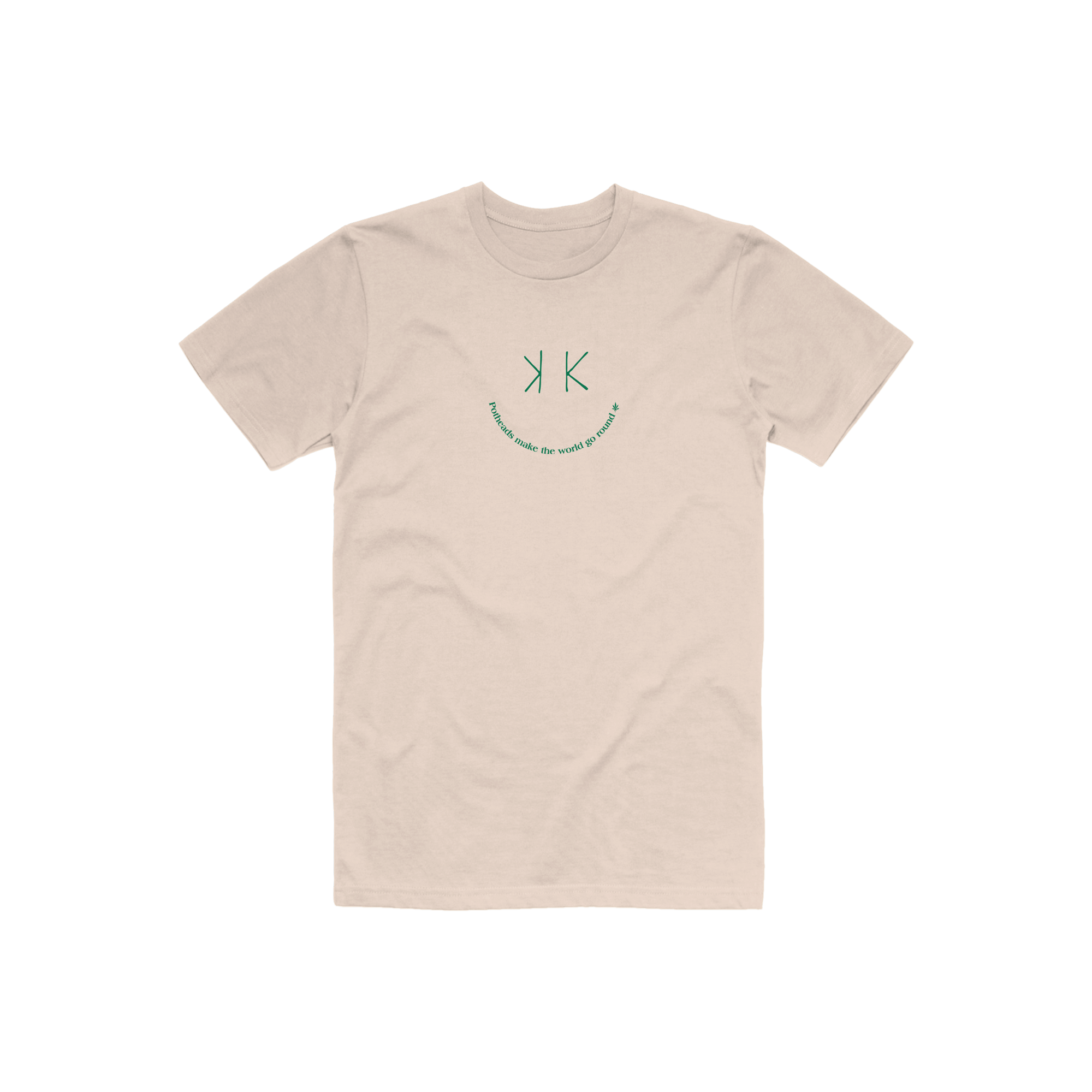 KK Smiley Tee - Khalifa Kush